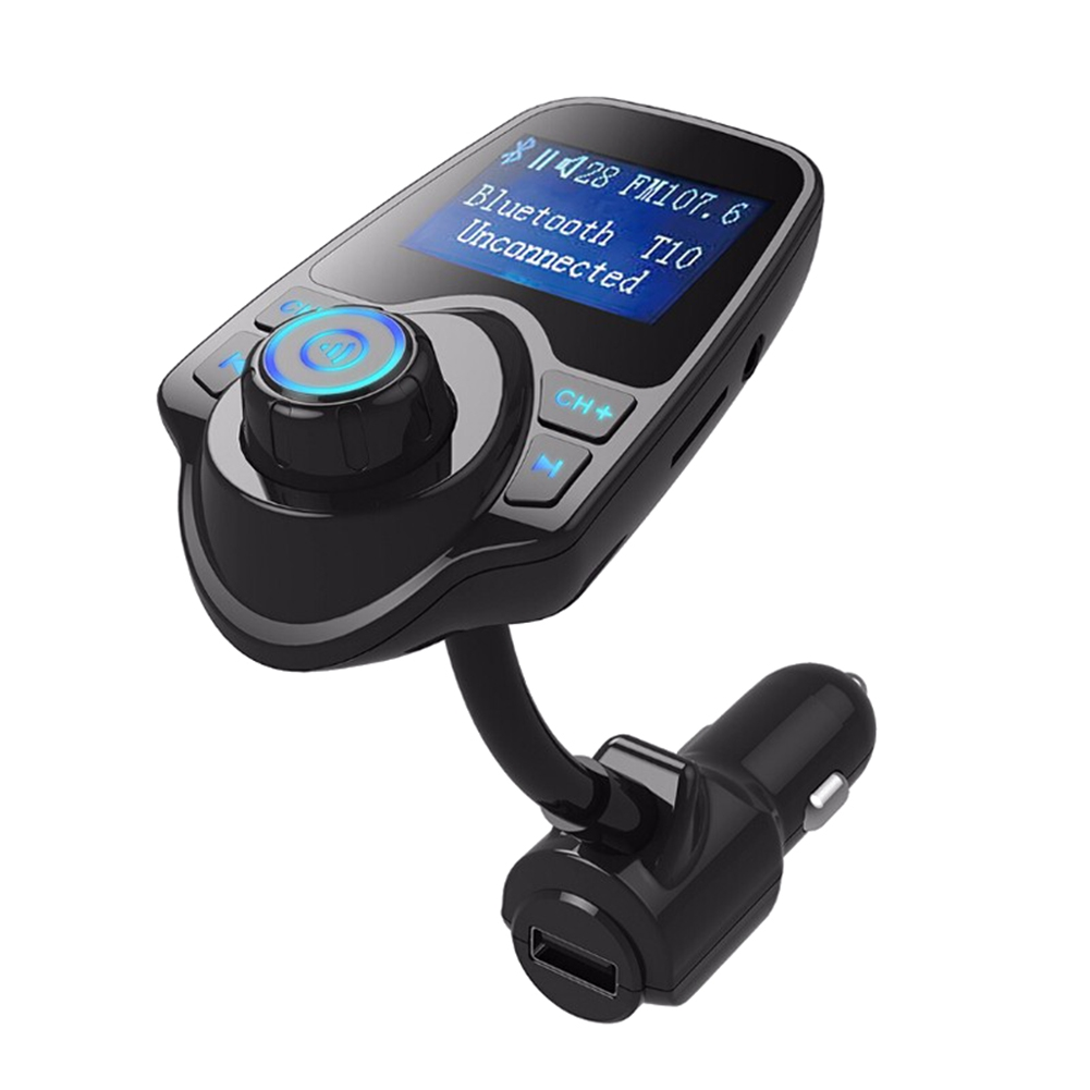 Onewell Wireless Bluetooth Hands-free FM Transmitter Car charger Car Kit MP3 Player